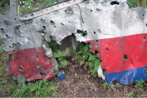 乌民间武装回应MH17报告:没有能击落飞机的武器