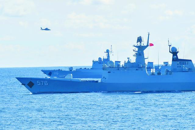 美日紧张中俄海军新演习 炒作地点靠近争议岛屿