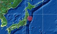日本地震动画示意图