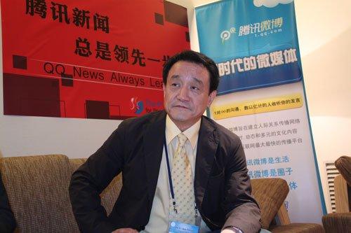 """""""新亚洲""""倡导人赵东成:中日韩需超越历史恩怨"""