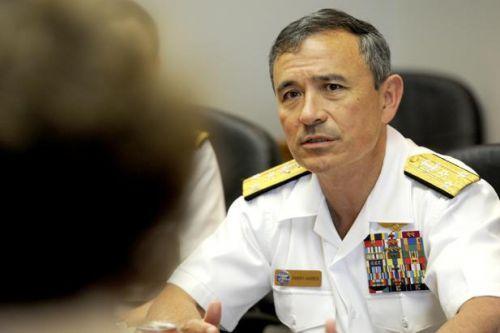 日裔上将被提名为美国太平洋司令部司令(图)