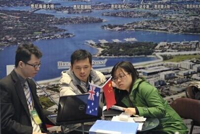 中国人买房占澳洲住宅销售2% 报告驳推高楼价说