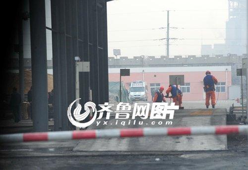 山东新河矿业发生突水事故 安监处长抢险中遇难