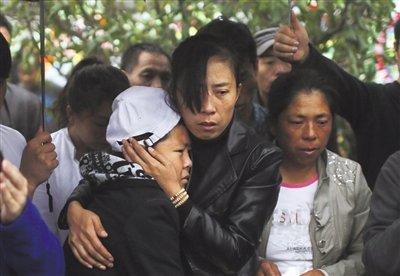 被夏俊峰刺死城管父亲:法律最终还了我们公道