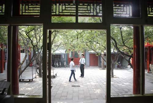 走向平民:解密中南海邮局六十年变迁