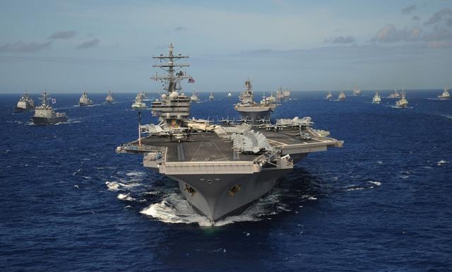 """世界忧虑美国""""先发制朝"""",英媒:特朗普已通报英国要打击朝鲜"""