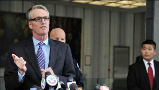 美国联邦法庭开审中国驻旧金山总领馆纵火案