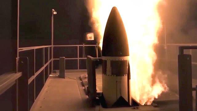 美日试射新型标准3防空导弹将削弱中国核反击能力