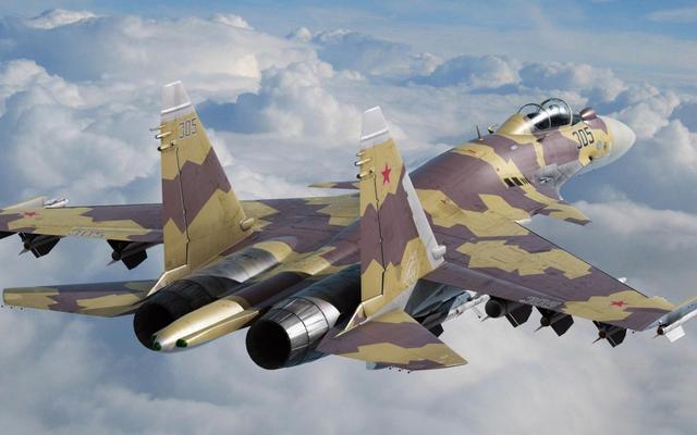 又变卦了?俄媒称对华出口苏35战机工作尚未开启