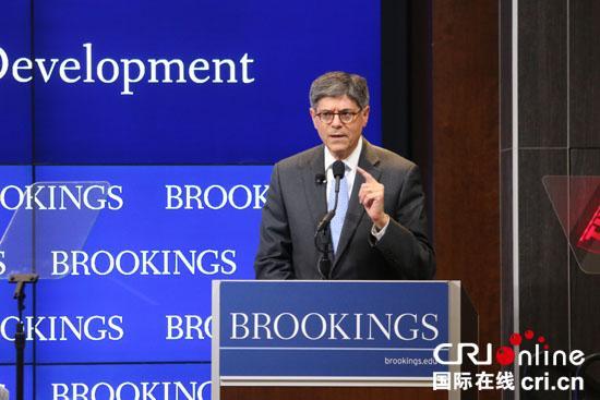 美财长:G20对推动全球经济增长和金融稳定意义重大