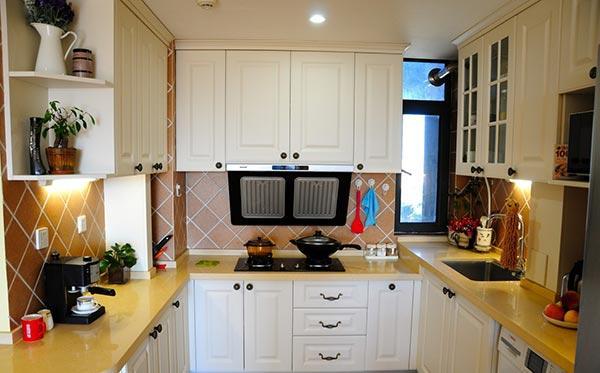 厨房装修之顶面和墙面