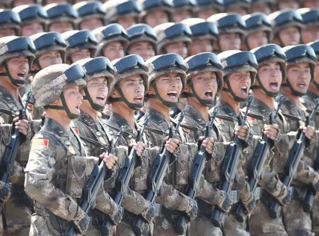 解放军70个步兵军如何一步步变成18个集团军