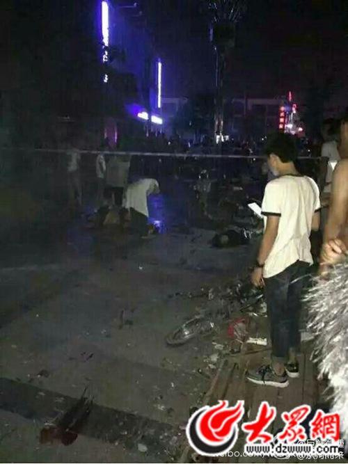 山东单县爆炸案致2死24伤 疑犯在爆炸中死亡