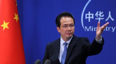 外交部:日本在南海问题上刷存在感刷出不良居心