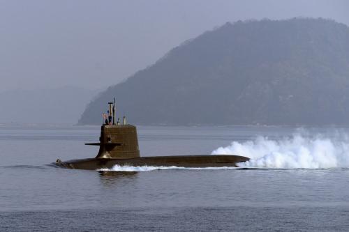 澳防长与日防卫相举行会谈 就共造潜艇达成一致