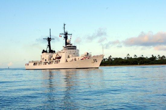 菲计划再购汉密尔顿级巡逻舰 首舰部署南沙附近