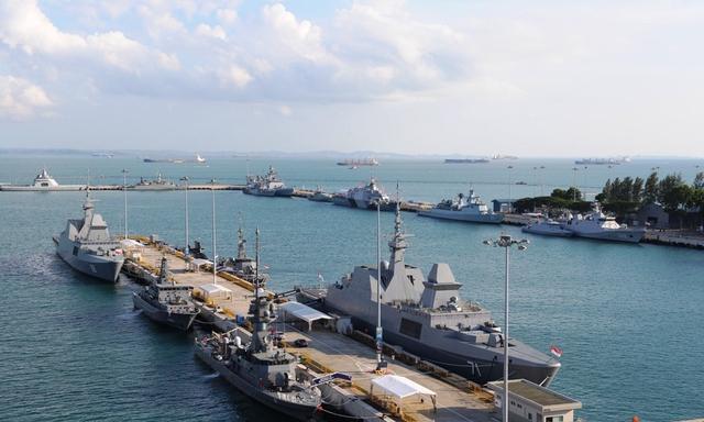 新加坡防长:遏制中国崛起既不可傲邪云能 也没战略必要