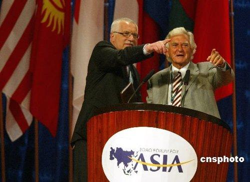 """捷克总统称把诺贝尔和平奖授予欧盟是""""笑话"""""""