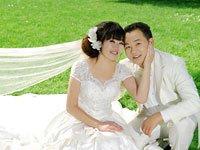 2011年5月:我们结婚了