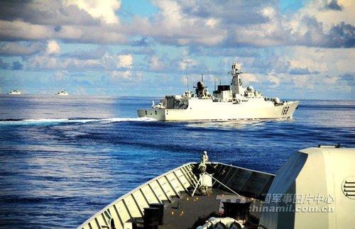 英媒:中国鹰派抬头在南海问题采取攻势立场