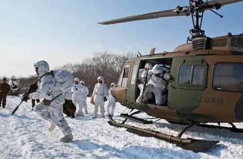 美日拟制定钓鱼岛共同防卫计划应对中国动武