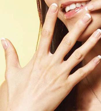 女性养生:十二个部位看出女人身体气血