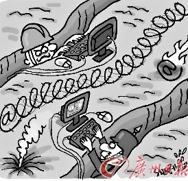 张召忠:中国没有根服务器 网络安全面临威胁