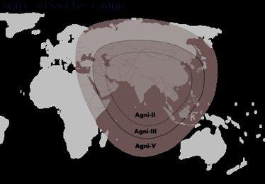 客观分析印度烈火5导弹并非专门针对中国