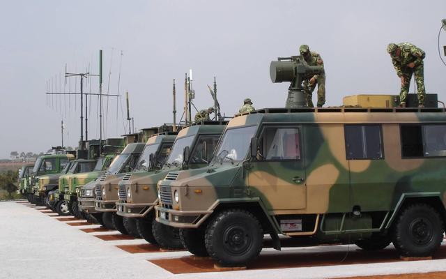 中国成立战略支援部队 体制上领先美军