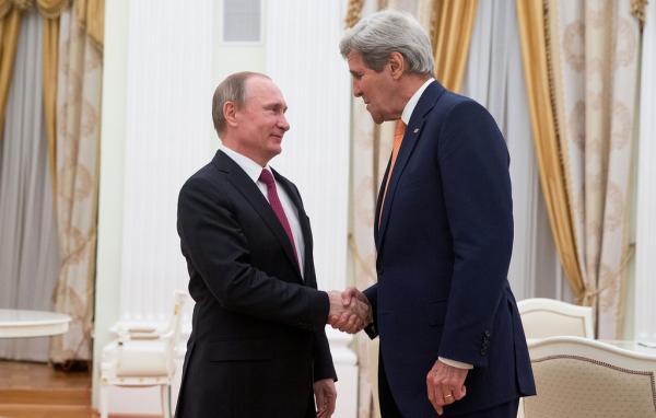 美欧俄即将走向全面缓和 中国或成美首要遏阻国