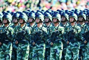 受阅士兵装备揭秘:阅兵作战靴减重600克
