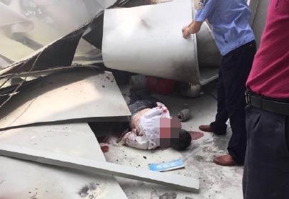 苏州昆山一厂区发生爆炸事故 2人遇难3人受伤