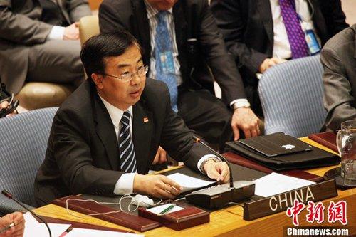 中方对北约在利比亚行动导致平民伤亡表达关切
