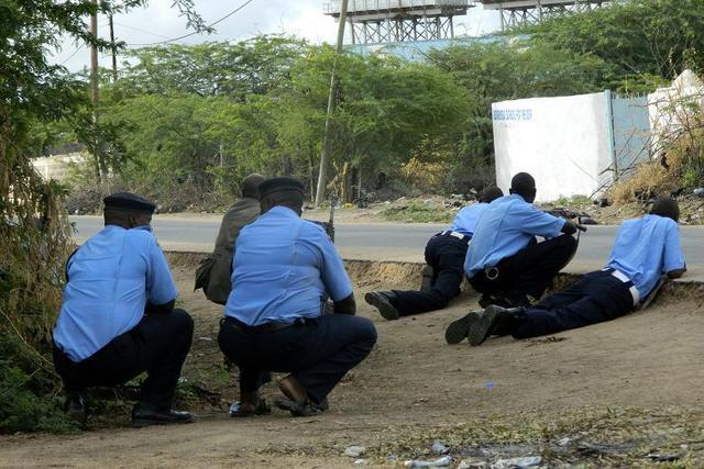 肯尼亚大学遇袭至少70人死亡 4名袭击者被击毙