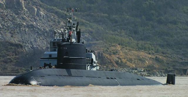 中国被指恢复生产最安静攻击潜艇 曾经一度中断3年