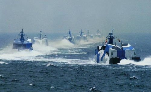 美称中国022导弹艇已服役60艘 未来将达百艘