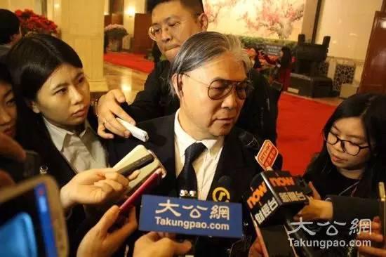 """【面孔】除了郭晶晶公公 他另一个身份是""""全国政协委员"""""""