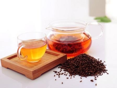 上班族养生每天喝三种茶 绿茶菊花决明子(图)