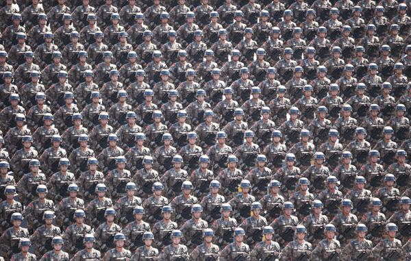 裁军30万主要裁哪些部队?