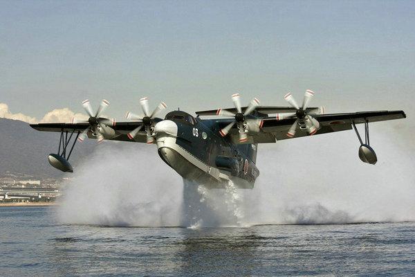 日降价向印度出售US2两栖飞机 二战后首次军售
