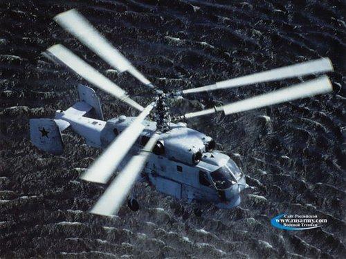 俄武器出口报告称去年向华交付6架卡28直升机
