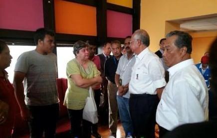 马来西亚总理发布会推迟 马媒称其在慰问家属