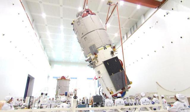 天舟一号可为国际空间站补给燃料 美国都没做到