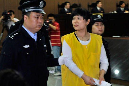浙江高院法官称亿万女富豪吴英案将发回重审