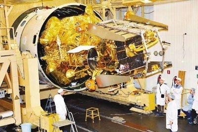 俄探测器两次抢救未成功 专家忧毒燃料跌回地球