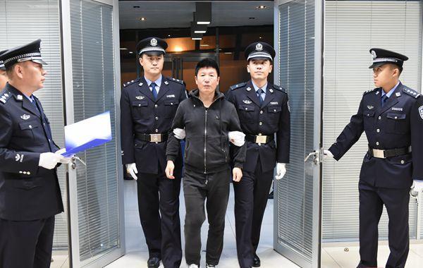 吉林通化金马药业原董事长闫永明回国自首