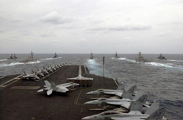 美国不甘南海气氛日渐缓和 试图抓紧挑逗中菲对抗