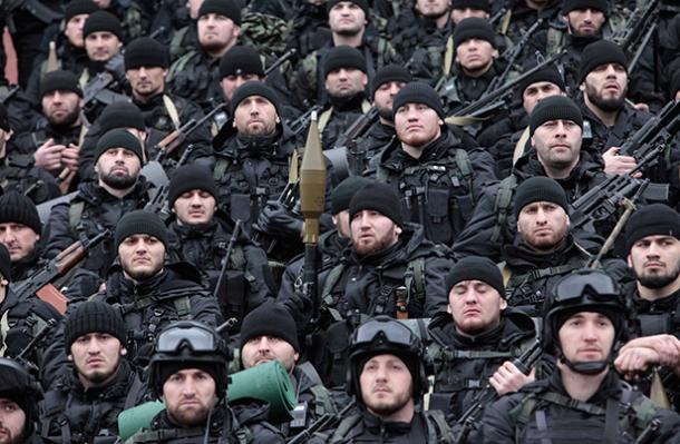 """俄车臣警方击毙7名与""""伊斯兰国""""有关的袭警歹徒"""