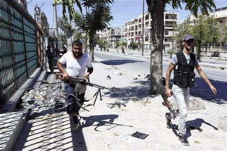 叙首都附近发生武装冲突 48小时内200多人死伤