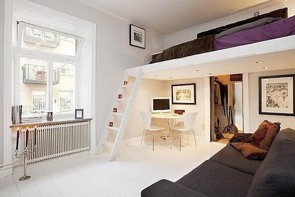 小户型房屋装修设计有什么高招?
